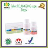 Kualitas Paket Pelangsing Suer Detox Tiens Supplement