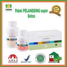 Review Paket Pelangsing Super Detox Terbaru