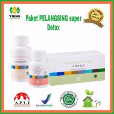 Jual Healthyhouse Display Paket Pelangsing Super Detox Branded Original