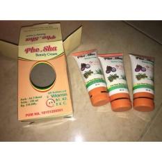 Harga Paket Pemutih Wajah Ampuh Mengatasi Masalah Wajah Berjerawat Phe Sha Beauty Cream Pemutih Alami Teruji Bpom Asli Cream
