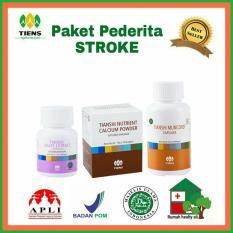 Beli Paket Penderita Stroke Kredit Indonesia