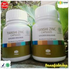 Daftar Harga Paket Penggemuk Badan 100 Herbal Tianshi Zinc Solusi Penyeimbang Penyerapan Nutrisi Tiens