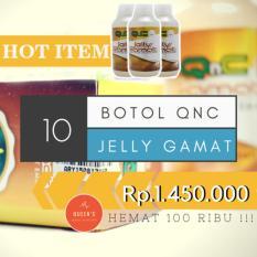 Spesifikasi Paket Pengobatan Herbal Qnc Jelly Gamat 10 Botol Hemat 100 Ribu Terbaik