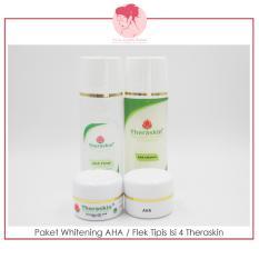 Jual Paket Perawatan Whitening Aha Flek Tipis Theraskin Gerai Cantik Bunda Grosir