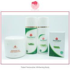 Diskon Produk Paket Perawatan Whitening Body Theraskin Gerai Cantik Bunda
