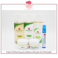 Jual Paket Perawatan Whitening Plus Bebas Minyak Theraskin Gerai Cantik Bunda Theraskin Online