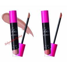 Paket Pixy Lip Cream 09 Glam Cora Dan 11 Gaudy Orange Jawa Timur Diskon 50