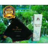 Spesifikasi Paket Sabin Black Walet 1 Bok Isi 3 Pcs Msi Multy Spray 1 Botol Online