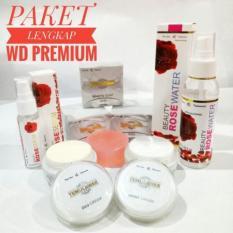 Paket Temulawak WD Premium