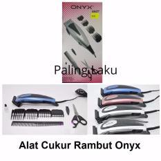 Harga Paling Laku Onyx Alat Cukur Rambut Slim Hair Clipper Onyx Terbaik