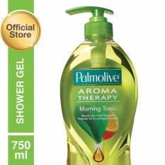 Harga Palmolive Aroma Therapy Morning Tonic Shower Gel Sabun Mandi Gel 750Ml Asli Palmolive