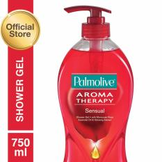 Jual Cepat Palmolive Aroma Therapy Sensual Shower Gel Sabun Mandi Gel 750Ml