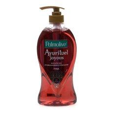 Harga Palmolive Ayurituel Joyous Shower Gel Sabun Mandi Gel 750Ml Dan Spesifikasinya