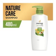 Beli Pantene Sampo Nature Care Fullness Life 480Ml Seken