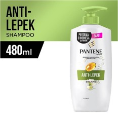 Spesifikasi Pantene Shampo Anti Lepek 480Ml Merk Pantene