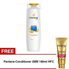 Pantene Shampoo 340Ml Anti Dandruff Free Pantene Conditioner 3Mm 180Ml Hfc Diskon Indonesia