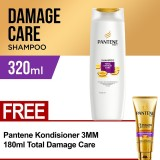 Diskon Pantene Shampoo 340Ml Total Damage Care Free Pantene Conditioner 3Mm 180Ml Total Damage Care Pantene Di Indonesia