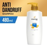 Promo Pantene Shampoo Anti Dandruff 480Ml Pantene