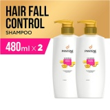 Spesifikasi Pantene Shampoo Hair Fall Control 480Ml Paket Isi 2 Murah Berkualitas