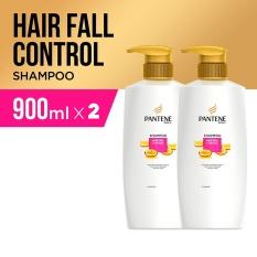 Toko Pantene Shampoo Hair Fall Control 900Ml Pack Of 2 Dekat Sini