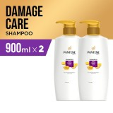 Toko Jual Pantene Shampoo Total Damage Care Quantum 900Ml Pack Of 2