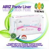 Harga Panty Liner Kesehatan Tiens Airiz Anti Iritasi Mengatasi Keputihan By Silfa Shop Terbaik