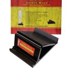 Beli Promo Golden Wood Alat Terapi Papan Kesehatan Online Dki Jakarta