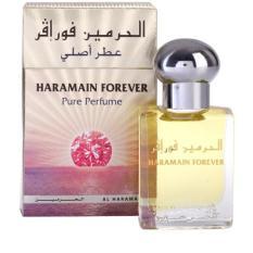 Parfum AL HARAMAIN FOREVER Perfume 100% Original 15 ml Impor Arab Non Alkohol Parfume Minyak Wangi Parfum ALHARAMAIN HARAMAIN AL HAROMAIN ALHAROMAIN HAROMAIN