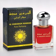 Harga Parfum Al Haramain Makkah Perfume 100 Original Impor Arab Non Alkohol 15Ml Merk Multi Filter