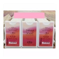 Beli Parfum Alrehab Sabaya Al Rehab Pocket Spray Asli Arab 100 Online Terpercaya
