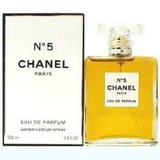 Parfum Chanel No.5 Women 100 ML Ori Tester Non Box