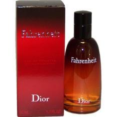 Parfum Christian Dior Fahrenheit Man 100 Ml Ori Tester Non Box Asli