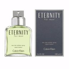 Parfum CK / Calvin K Eternity for Men EDT 100ml