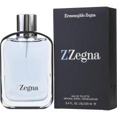 Parfum Ermenegildo Zegna Z EDT Parfum Pria [100 mL] Ori Tester Non Box