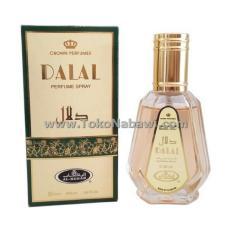 Harga Parfum Minyak Wangi Non Alkohol Ori Arab Saudi Al Rehab Dalal Spray Universal Original