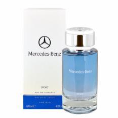 Spek Parfum Original Mercedes Benz For Sport Men Jawa Barat