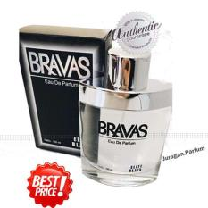 Parfum Original Pria Masculine Bravas Elite Black Edp 100 Ml