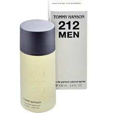 Parfum Pria Terbaik Tommy Men Silver - Original BPOM 100 ml