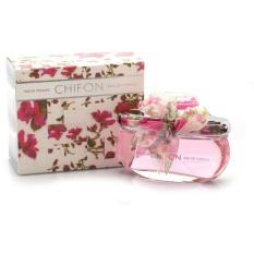Parfum Wanita Original Tahan lama Import laris obral Chifon for Women / Cewek / debiru Minyak wangi Floral Woody Musk