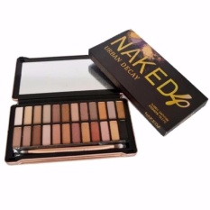 Toko Parkinson Professional 24 Warna Eyeshadow Makeup Pallete Kit N4 1 Buah Terlengkap Indonesia