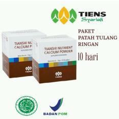 Promo Patah Tulang Tiens Paket 1 Tiens Official Gh