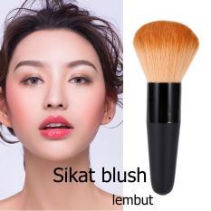 Toko Pathfinder 3Pcs Kuas Bedak High End Synthetic Hair One Warna Kuas Kabuki Untuk Make Up Untuk Kecantikan Terlengkap Tiongkok