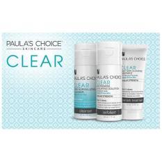 Jual Paula S Choice Clear Acne Trial Kit Regular Strength Multi