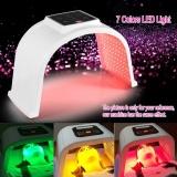 Pusat Jual Beli Pdt 7 Warna Led Light Photodynamic Peremajaan Kulit Perawatan Mesin Foton Terapi Eu Plug Intl Tiongkok