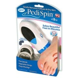 Promo Pedi Spin Foot Scrub Tool As Seen On Tv Alat Pedicure Untuk Tumit Kasar Universal Terbaru