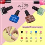 Promo Kutek Peel Off Nail Polish Skine87 Satu Warna Nail Nails
