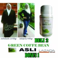 Diskon Besarpelangsing Badan Green Coffee Bean No 1