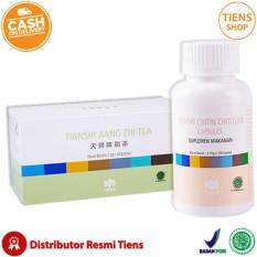 Beli Pelangsing Badan Tiens Herbal Paket 2 Free Member Card By Ts1 Baru
