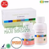 Review Pelangsing Badan Tiens Herbal Paket 3 Terbaru