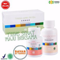 Pelangsing Badan Tiens Herbal Paket 3 Di Jawa Timur